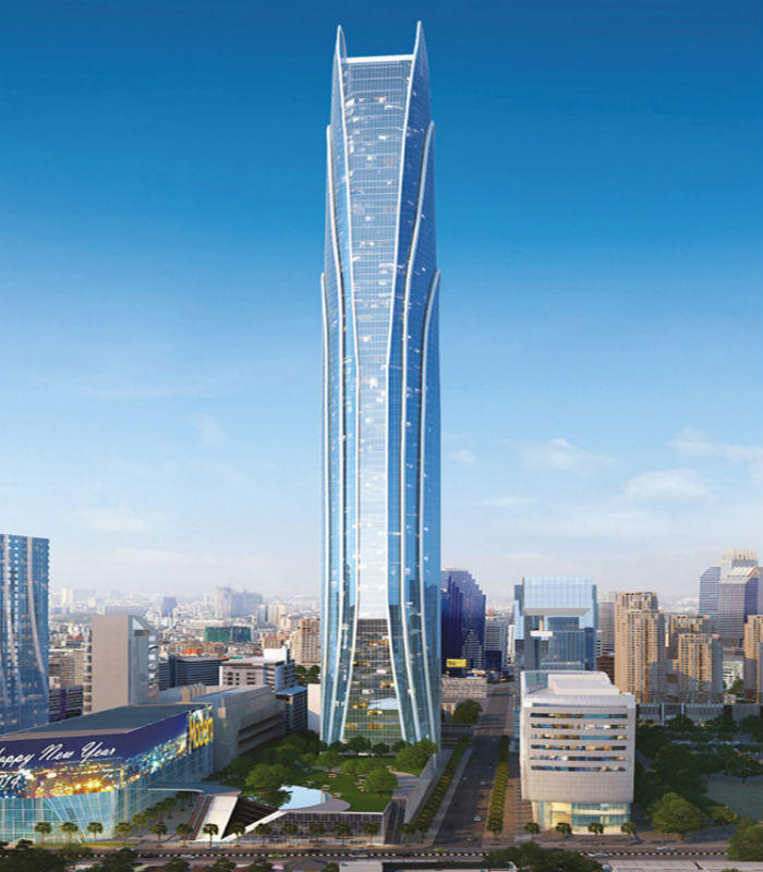 Bangkok SuperTower 700x800