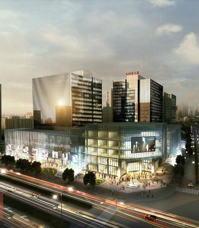 Sun Palace building 700x800
